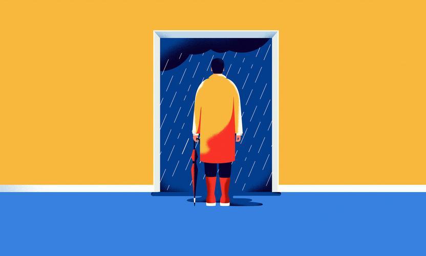 Exit door scenarios: how to guard against rising correlations