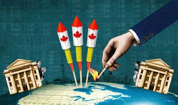 Buckle opinion: The Canadian central bank has launched global fireworks