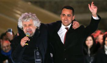 On the run: Two surprises from the Italian election