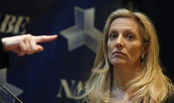 Is it a dove? Is it a hawk? No, it's Fed Governor Lael Brainard!