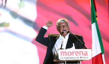 AMLO's election win in Mexico will be positive for markets