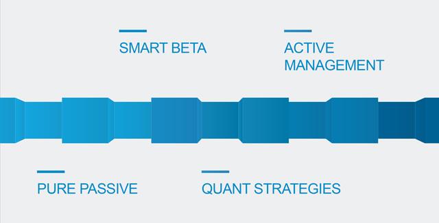 Diagram 1: The active-passive continuum