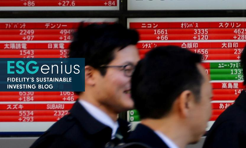 Active engagement can help passive investors: A new model in Japan