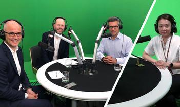 Podcast: How to manage a portfolio for income