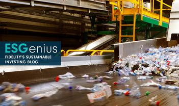 Solving the plastics problem by engaging with chemical companies