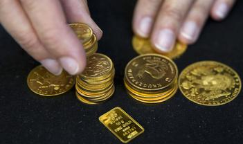 Gold glitters amid equity market sell-off, and still has room to run