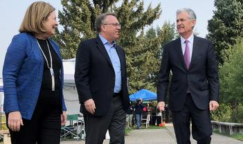 Fed Chair Powell strikes the right balance at Jackson Hole