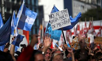 Room for upside for next Argentinian government