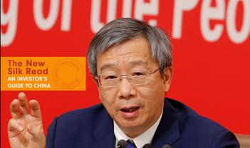 China tiptoes down easing street with rate reform
