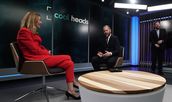 Cool Heads: Fidelity CEO Anne Richards on Brexit and fragmentation