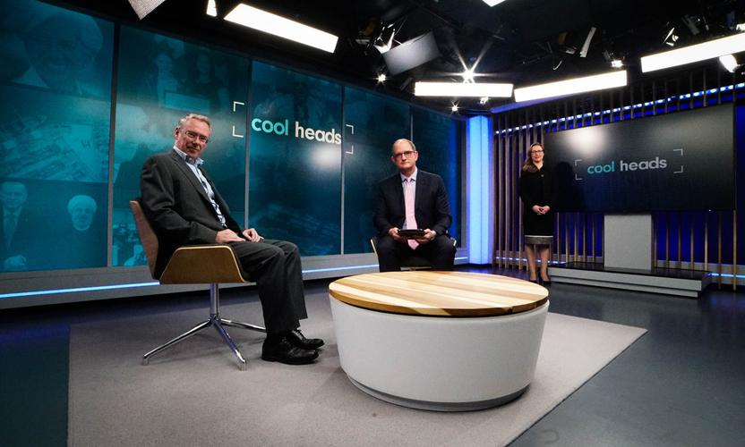 Cool Heads: Bill McQuaker and Charlotte Harington on geopolitical risk
