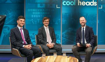 Cool Heads: Romain Boscher and Marty Dropkin on earnings and consumer strength