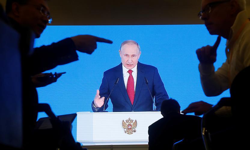 Putin's succession problem
