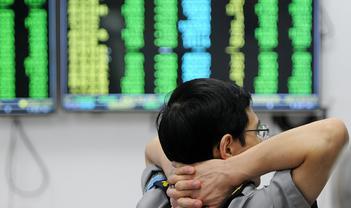 Market volatility spikes on coronavirus impact