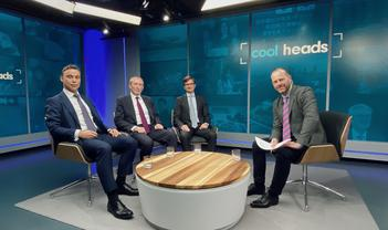 Cool Heads: Fidelity CIOs on oil crash, volatility and what's next