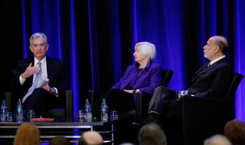 Fed dusts off crisis playbook with massive liquidity injection