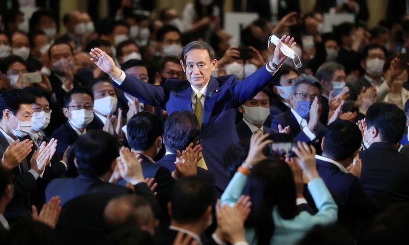 Japan: Suganomics > Abenomics?