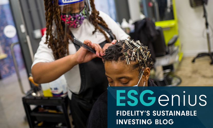 ESGenius: Strong sustainability credentials can signal resilience