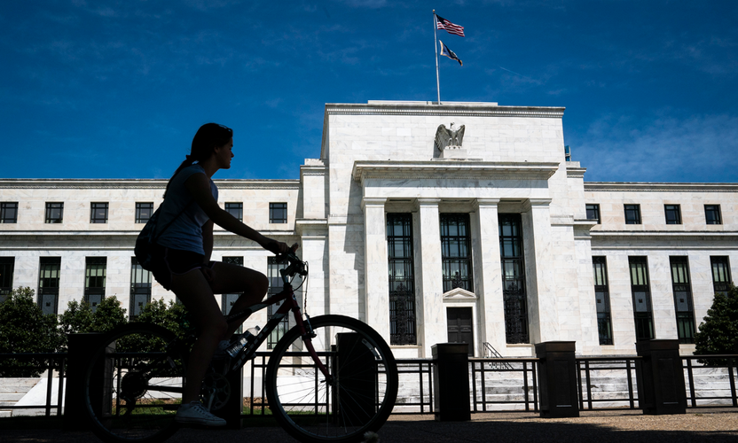 Fed acknowledges change in reaction function
