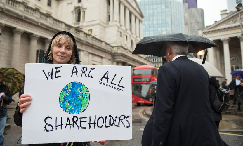 Central banks need to take action now on climate change