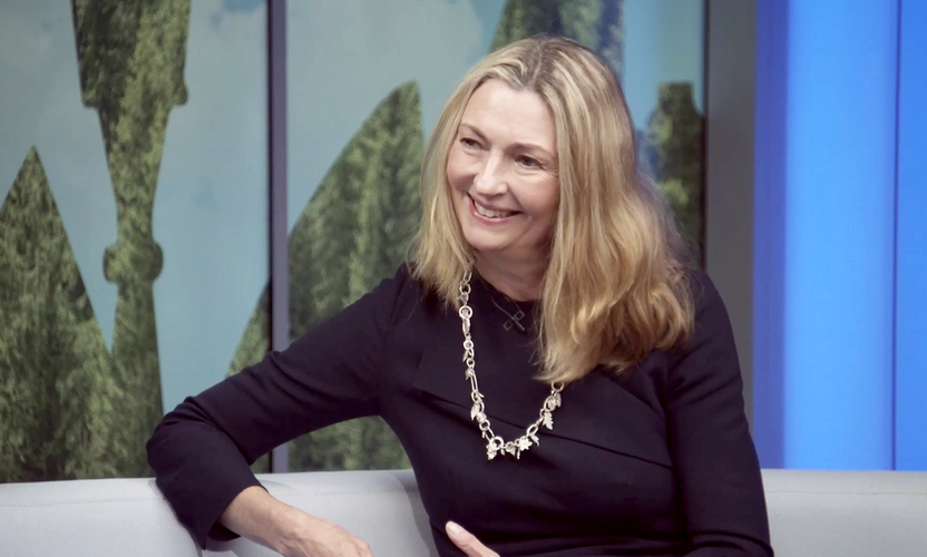 Anne Richards on corporate responsibility and sustainable investing
