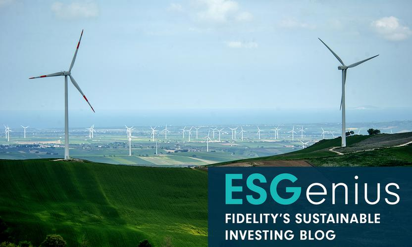 ESGenius: Fidelity research finds link between ESG and dividend growth