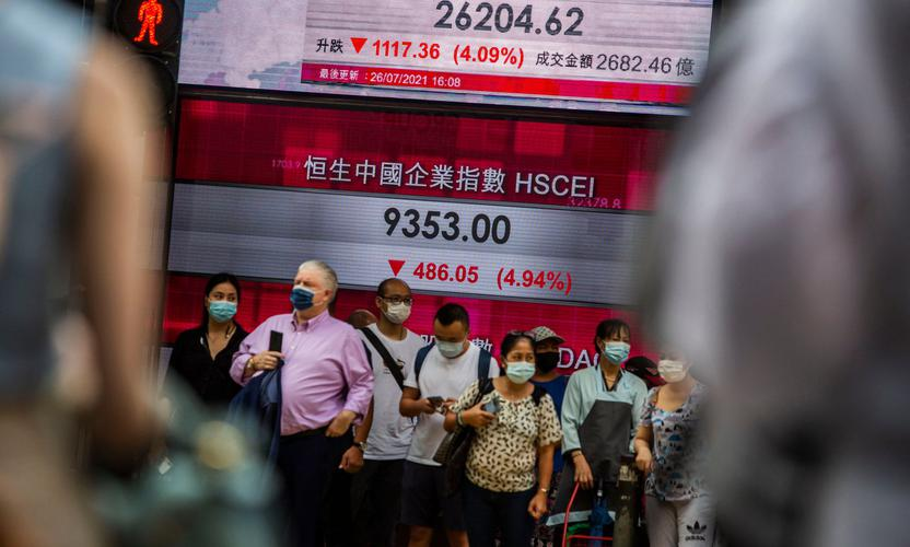 After the selloff, what next for China equities?